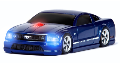 Ford Mustang (Blue)