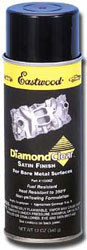 Diamond Clear Satin Aerosol for Bare Metal             11 oz.