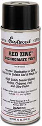 Zinc Dichromate Red  Step #2             14 oz